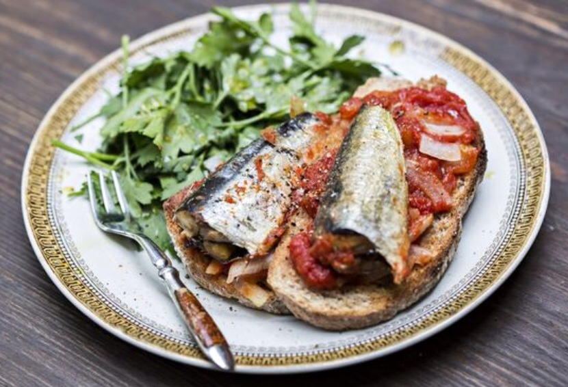 Rigel Fish Sandwich